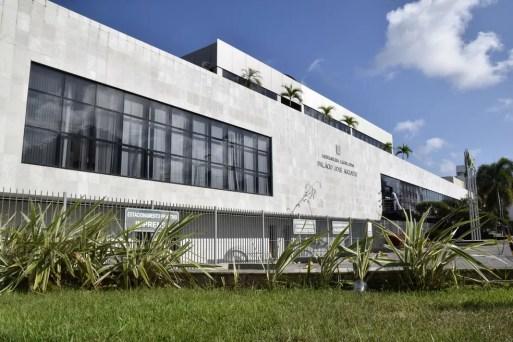 Assembleia Legislativa do Rio Grande do Norte — Foto: ALRN/Divulgação