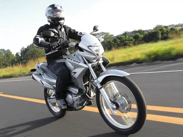 Honda NX 400i Falcon (Foto: Divulgação)