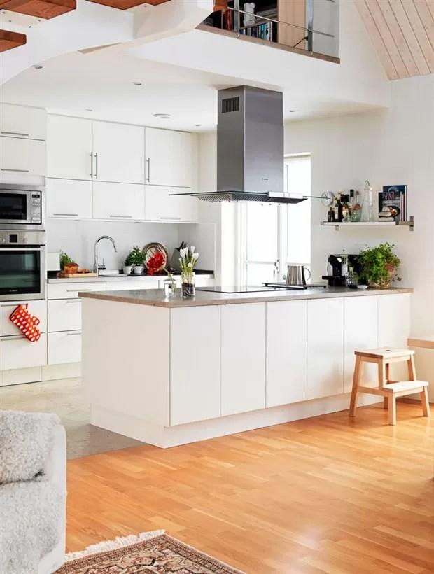 Dcor do dia cozinha clara  Casa Vogue  Interiores