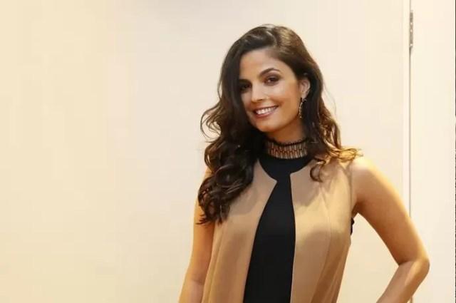 Emanuelle Araújo está na segunda fase de 'A Lei do Amor' (Foto: Gshow)