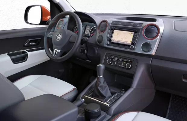 Volkswagen Amarok Canyon (Foto: Divulgação)
