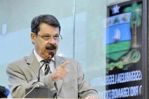 Deputado Ricardo Motta está   (Foto: João Gilberto/ALRN )
