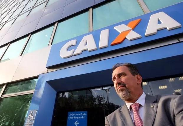 Presidente da Caixa Econômica Federal, Gilberto Occhi (Foto: Paulo Whitaker/Reuters)