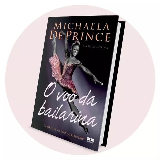 Capa do livro O Voo da Bailarina, editora BestSeller (Foto: Divulgação)