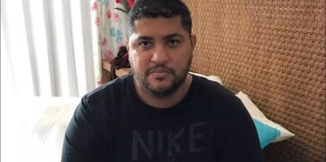 André do Rap foi capturado no dia 15 de setembro de 2019 em Angra dos Reis (RJ) — Foto: Divulgação
