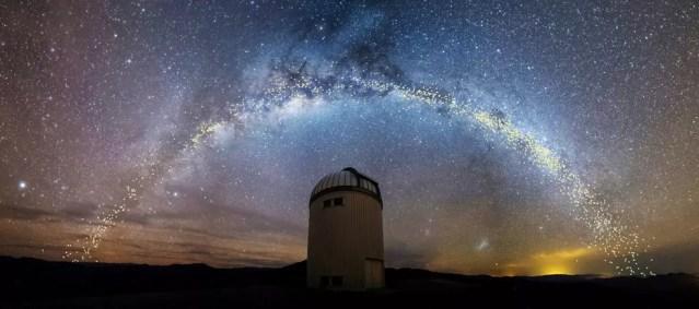 Nossa concepção de universo pode estar limitando a forma como buscamos sinais de vida — Foto: Jan Skowron/University of Warsaw/Divulgação via Reuters