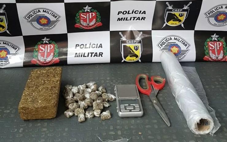 PM prendeu 21 pessoas durante operação em Rio Preto e região (Foto: Divulgação/Polícia Militar )