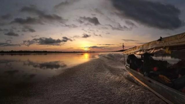 Amazônia peruana, em foto de arquivo; iniciativas de ecoturismo pagam dividendos a comunidades locais — Foto: BBC