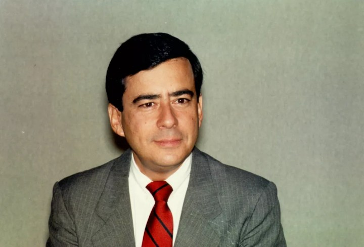 O jornalista Paulo Henrique Amorim — Foto: Acervo TV Globo
