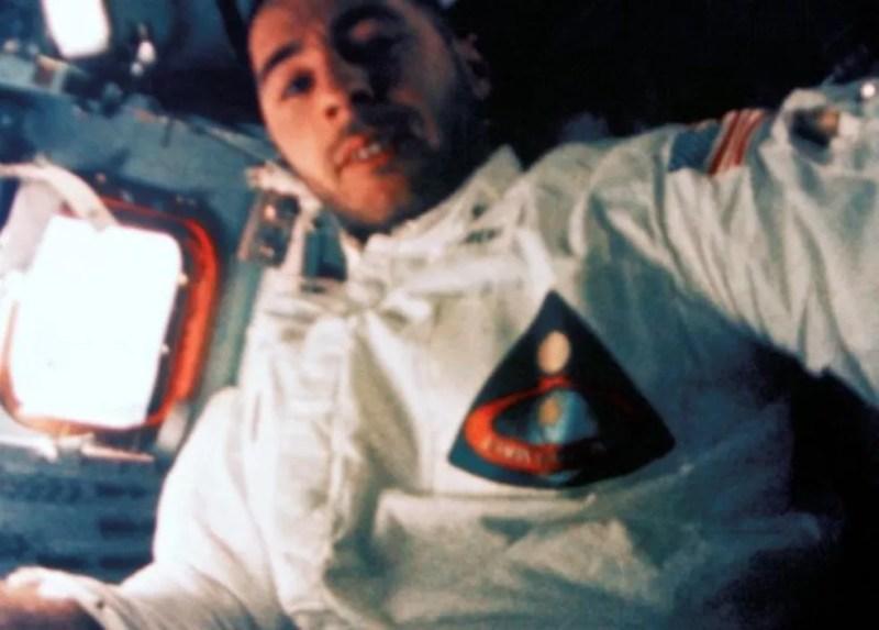 Bill Anders foi o piloto da missão Apollo 8 — Foto: Nasa