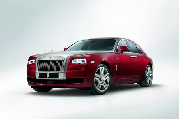 Rolls-Royce Ghost Series II (Foto: Divulgação)
