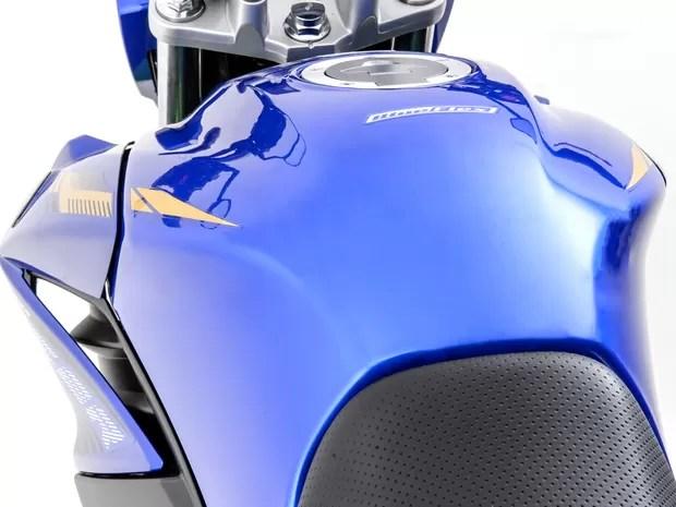 Yamaha Fazer 250 2016 (Foto: Divulgação)