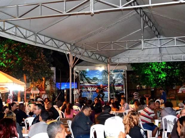 Shows gratuitos em Maricá (Foto: Fernando Silva/Secom Maricá)