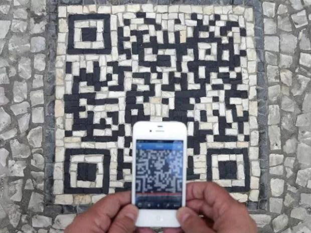 QR Code Curitiba (Foto: Jaelson Lucas/Divulgação/Prefeitura de Curitiba)