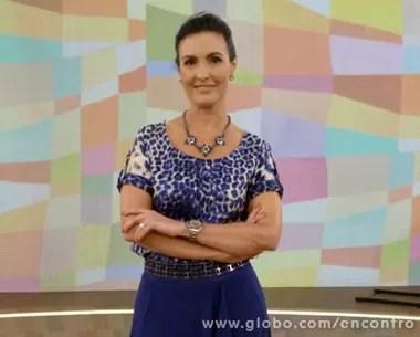 Encontro debaterá os desafios dos atores (Foto: Encontro com Fátima Bernardes - TV Globo)