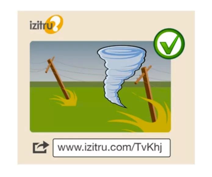Izitru descobre se a foto publicada no Facebook ou Twitter foi editada ou é verdadeira (Foto: Reprodução/Izitru)