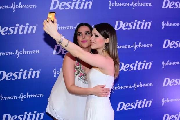 Wanessa e Sandy (Foto: Joshua Bryan e Leo Franco / AgNews )