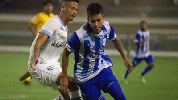 CSA x Grêmio, pela Copa do Brasil Sub-20
