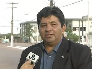 Resultado de imagem para ex-delegado geral da Polícia Civil Amapá Paulo César Cavalcante Martins