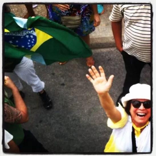 Regina Duarte (Foto: Instagram / Reprodução)