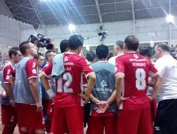 Sorocaba São Paulo Liga Paulista de Futsal (Foto: Reprodução Facebook)