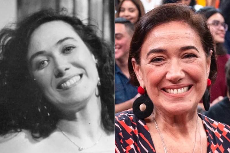 Lilia Cabral: atriz atuou recentemente na série 'Todas as Mulheres do Mundo', do Globoplay, e, atualmente, está no ar na edição especial de 'Fina Estampa' — Foto: Acervo TV Globo   Fábio Rocha/Globo