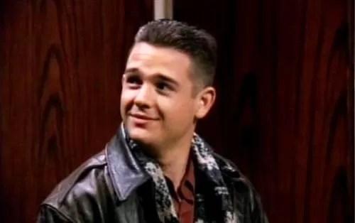 Brandon Call em cena de 'Step By Step' (1991 - 1998) (Foto: Divulgação)