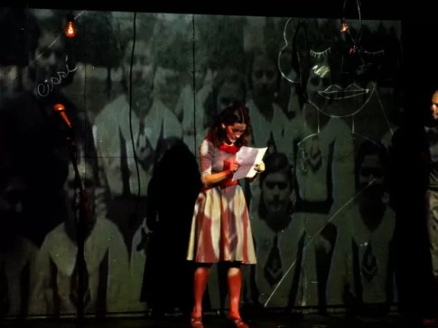 Espetáculo Jacy, do Rio Grande do Norte, abre a 4ª edição do TREMA! Festival de Teatro, no Recife (Foto: Costa Neto/Divulgação)