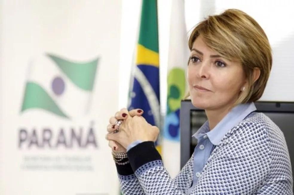 Em princípio, os procuradores tinham dúvidas se Fernanda Richa tomava decisões pela Ocaporã — Foto: Reprodução