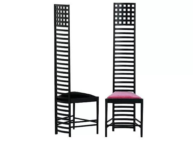 Hill House Chair (Foto: Divulgação)