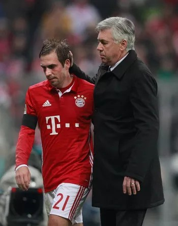 Philipp Lahm Bayern de Munique (Foto: Getty Images)