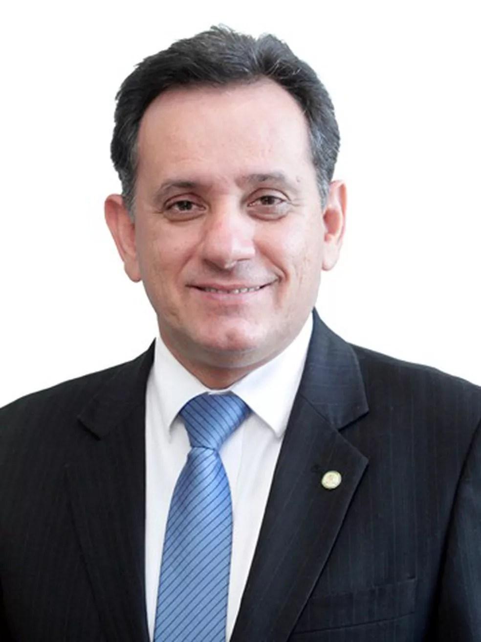 Nilson Leitão, candidato ao Senado — Foto: Câmara dos Deputados/Divulgação