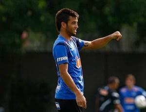 Felipe Anderson santos (Foto: Ricardo Saibun/Divulgação Santos FC)