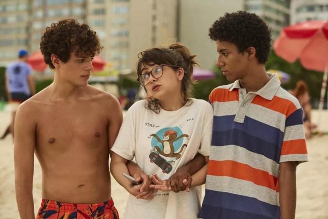 Lançamento Netflix 2021: 'Confissões de uma Garota Excluída' é baseado em livro de Thalita Rebouças — Foto: Divulgação/Netflix