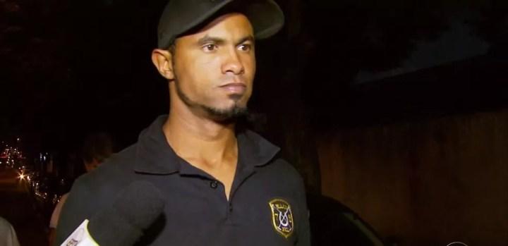 Bruno está preso em Varginha desde abril de 2017 — Foto: Reprodução/TV Globo