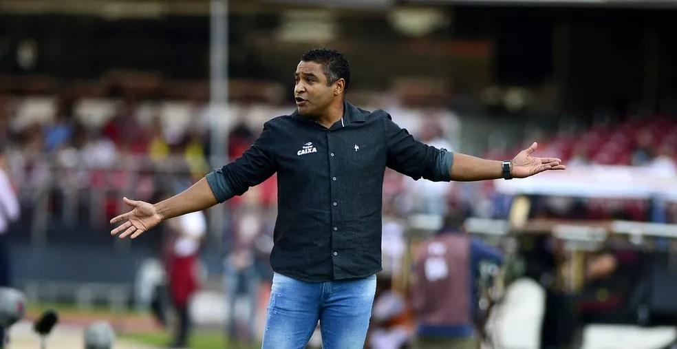 Roger Machado, técnico do Atlético-MG (Foto: Marcos Ribolli)