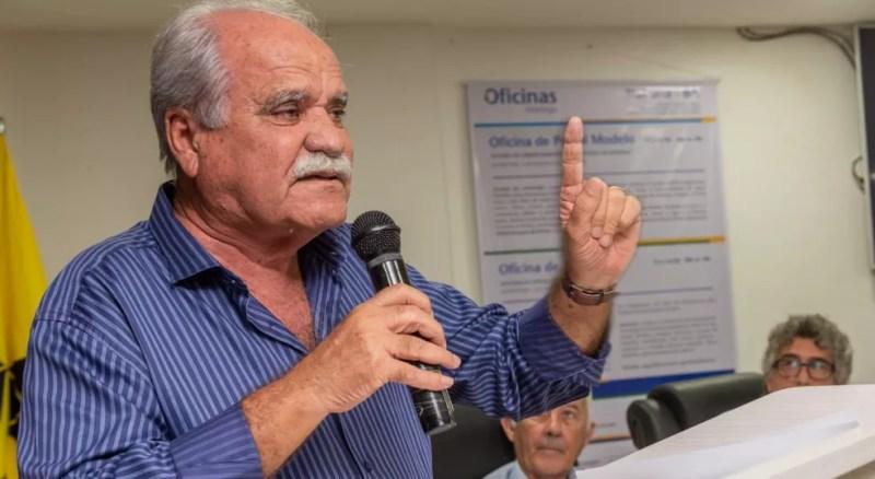 João Santana (MDB) (Foto: Divulgação/MDB-Bahia)