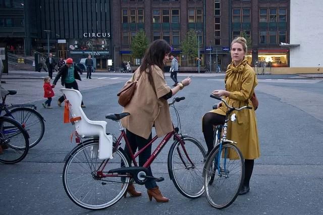 Moradores da capital da Finlândia não terão carro em 2025 (Foto: Reprodução)
