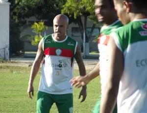 Ruy Cabeção, do Alecrim (Foto: Tiago Menezes)