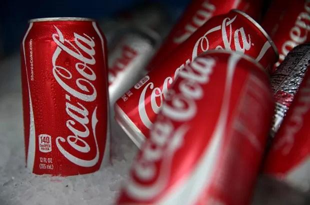 Coca-Cola (Foto: Getty Images)