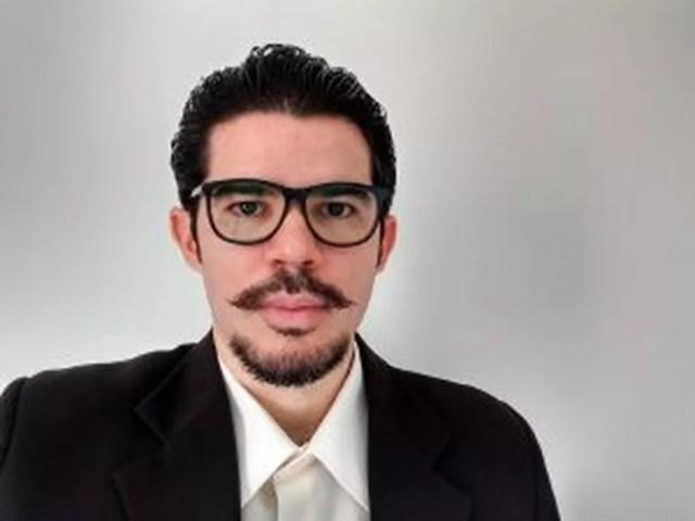 Jornalista Marcelo Leite Ferraz, de 38 anos, foi morto em Cuiabá — Foto: Divulgação