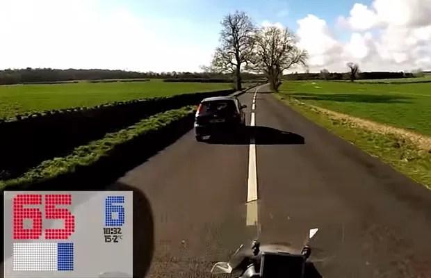 Bike Hud - Head-up display para motos (Foto: Reprodução)