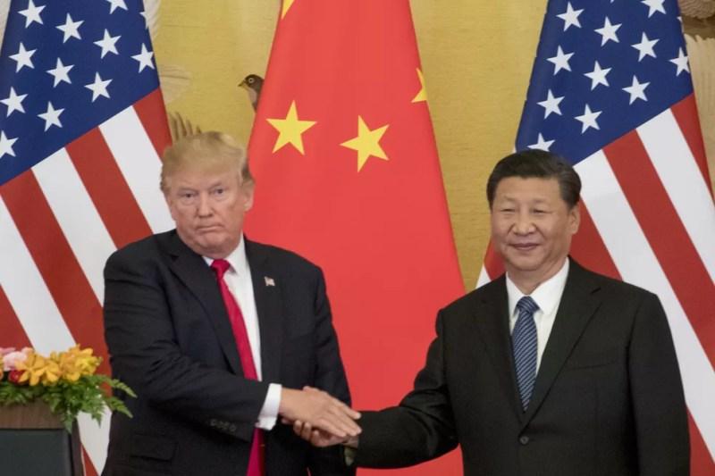 Resultado de imagem para EUA e China assinarão