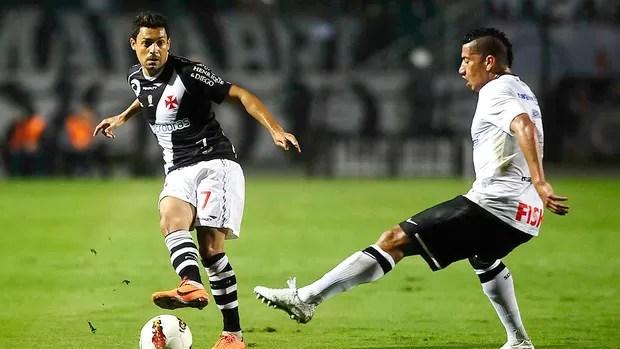 Corinthians x Vasco, Eder Luis (Foto: Marcos Ribolli / Globoesporte.com)