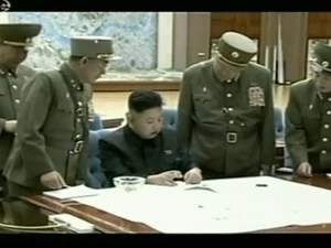 Coreia do Norte (Foto: Reprodução Globo News)