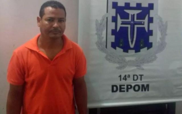 Homem foi preso após sacar R$ 1 mil de idosa que pediu ajuda — Foto: Divulgação/Polícia Civil