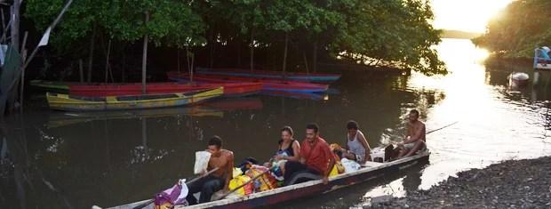 Projeto prevê também a revitalização do Rio Sanhauá  (Foto: Juliana Brito/G1)