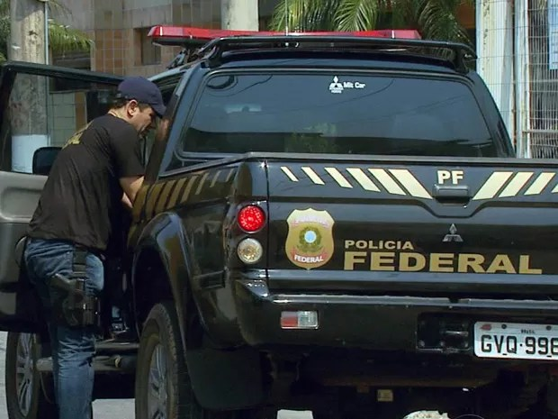 Operação da Polícia Federal combate crimes eleitorais em Três Corações (Foto: Reprodução EPTV)