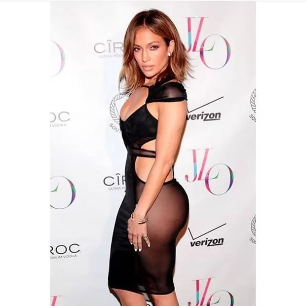 Jennifer Lopez (Foto: Reprodução/Instagram)