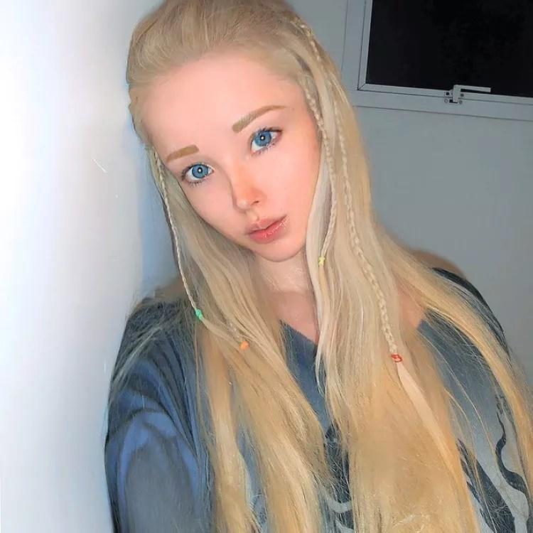 Valeria Lukyanova (Foto: Reprodução/Instagram)